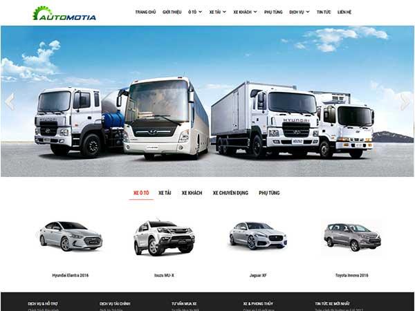 Ô tô - Xe tải