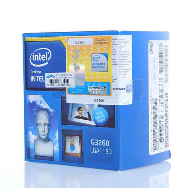 CPU Intel G3260 (3.3GHz)