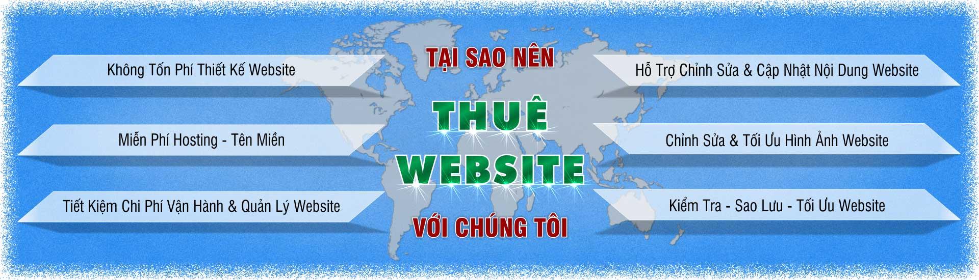 Thuê website