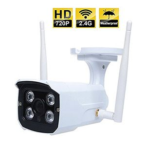 Camera wifi IP 2 râu ngoài trời