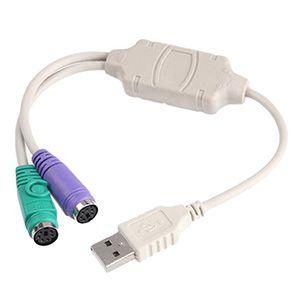 Cáp chuyển USB sang PS2