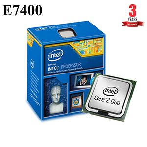 CPU Core 2 E7400 2.80GHz