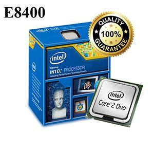 CPU Core 2 E8400 3.0GHz