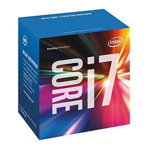 CPU I7-7700 3.6GHz - SK 1151