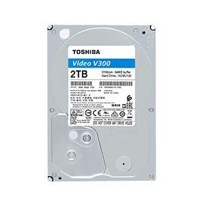 HDD Toshiba 2TB chuyên dụng camera