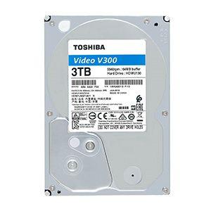 HDD Toshiba 3TB chuyên dụng camera