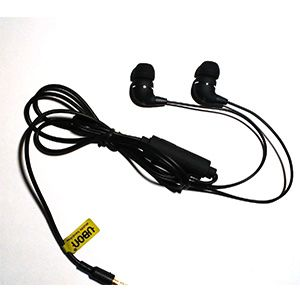 Tai nghe nhét tai đa năng N95 (đen)