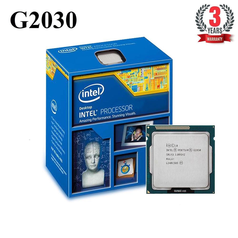 CPU G2030 3.0GHz - SK 1155