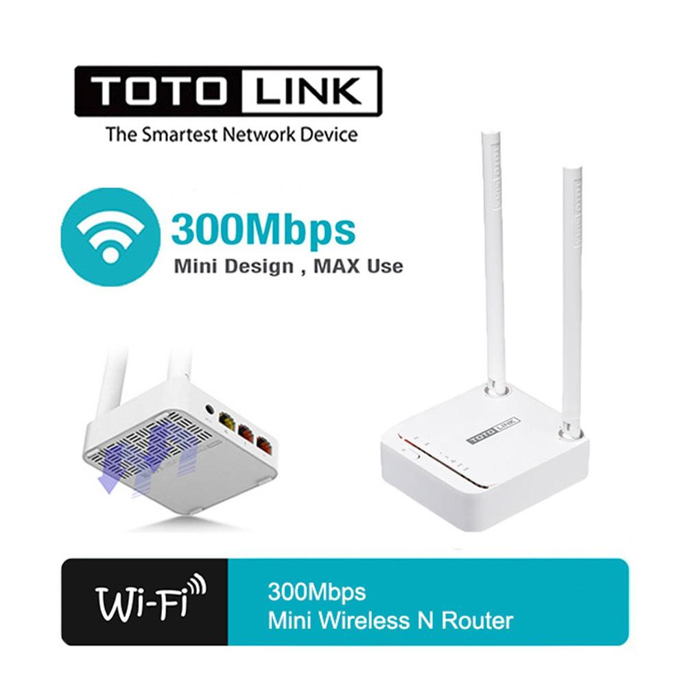 Thiết bị mở rộng sóng wifi Totolink N200RE