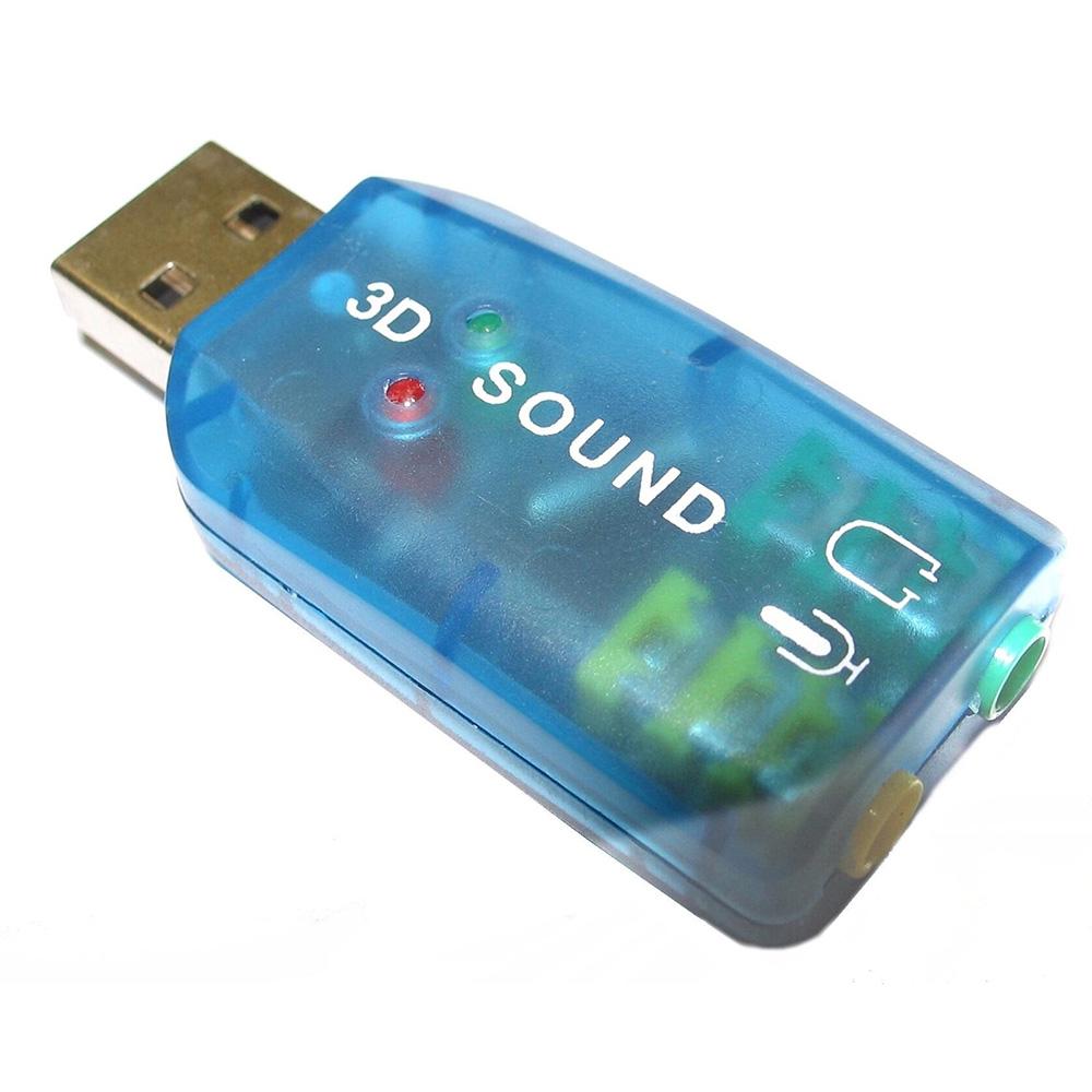 USB âm thanh 3D sound